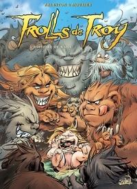 Christophe Arleston et Jean-Louis Mourier - Trolls de Troy Tome 14 : L'histoire de Waha.