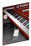 Christophe Astié - J'apprends le piano tout simplement - Tome 2. 1 CD audio