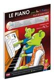 Christophe Astié - Le piano pour les 5/8 ans. 1 CD audio