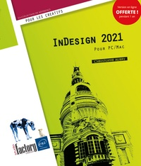 Christophe Aubry - InDesign Pour PC/Mac.
