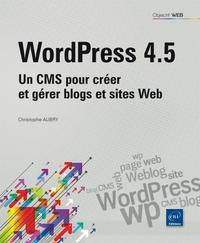 WordPress 4.5- Un CMS pour créer et gérer blogs et sites Web - Christophe Aubry | Showmesound.org
