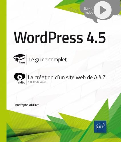 Christophe Aubry - WordPress 4.5.
