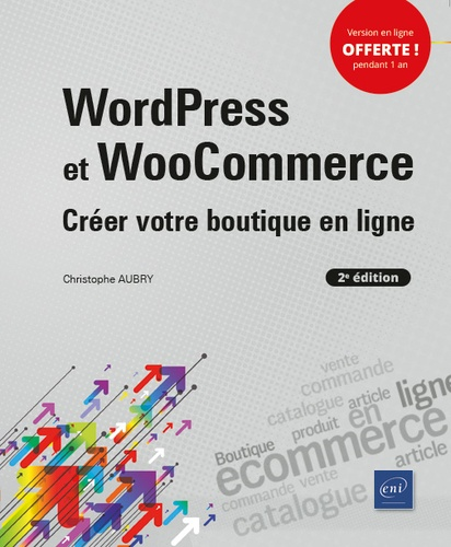 Christophe Aubry - WordPress et WooCommerce - Créer votre boutique en ligne.