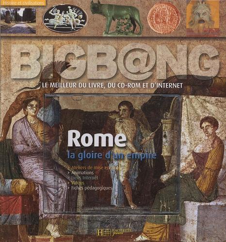 Christophe Badel et Agnès Béranger-Badel - Rome, la gloire d'un empire. 1 Cédérom