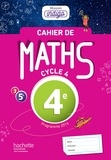 Christophe Barnet - Cahier de Maths 4e Mission indigo.