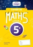 Christophe Barnet - Cahier de Maths 5e Mission indigo.