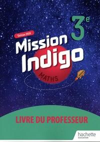 Christophe Barnet - Mathématiques 3e Mission Indigo - Livre du professeur.