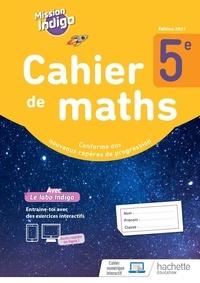 Christophe Barnet et Nadine Billa - Mathématiques 5e Mission Indigo - Cahier d'activités.