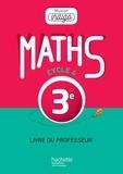 Christophe Barnet - Maths 3e - Livre du professeur.