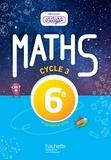 Christophe Barnet - Maths 6e Cycle 3 Mission Indigo.