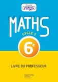 Christophe Barnet - Maths 6e Mission indigo - Livre du professeur.