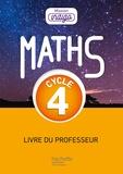 Christophe Barnet - Maths cycle 4 Mission indigo - Livre du professeur.