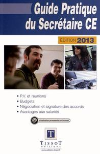 Christophe Baumgarten et Nathalie Attia - Guide pratique du Secrétaire CE.