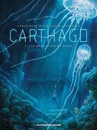Christophe Bec et Milan Jovanovic - Carthago Tome 4 : Les Monolithes de Koubé.