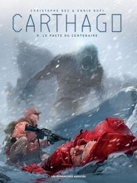 Carthago Tome 9 - Christophe Bec |