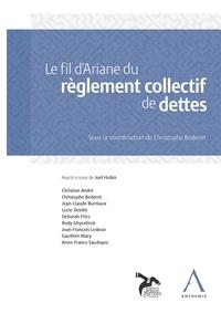 Christophe Bedoret - Le fil d'Ariane du règlement collectif de dettes.