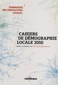 Christophe Bergouignan - Cahiers de démographie locale.