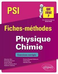 Physique-Chimie PSI - Christophe Bernicot pdf epub
