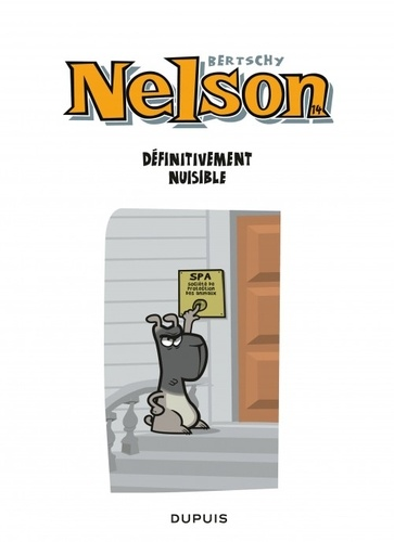 Nelson Tome 14 Définitivement nuisible