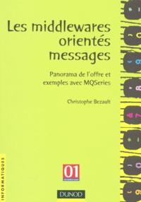 Cjtaboo.be Les middlewares orientés messages. Panorama de l'offre et exemples avec MQSeries Image