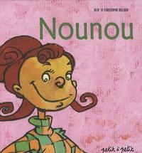 Christophe Billard et  Oliv' - Nounou.