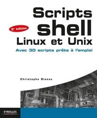 Scripts shell, linux et unix - Avec 30 scripts prêts à lemploi.pdf