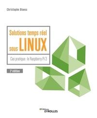Solutions temps réel sous Linux - Christophe Blaess pdf epub