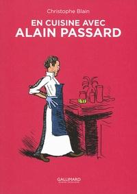 Christophe Blain - En cuisine avec Alain Passard.