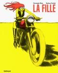 Christophe Blain et Barbara Carlotti - La fille. 1 CD audio
