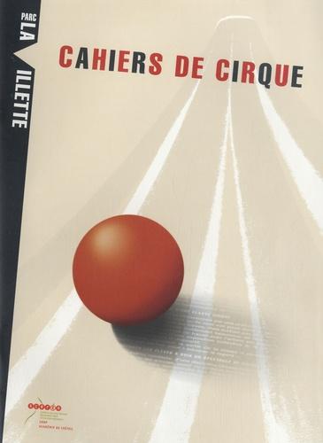 Christophe Blandin Estournet - Cahiers de Cirque.