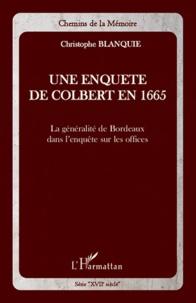 Une enquête de Colbert en 1665 - La généralité de Bordeaux dans lenquête sur les offices.pdf