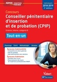 Christophe Blondel-Deblangy et Pierre-Brice Lebrun - Concours conseiller pénitentiaire d'insertion et de probation (CPIP) - Externe, interne, catégorie B - Tout-en-un.