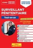 Christophe Blondel-Deblangy et Emmanuel Kerdraon - Concours surveillant de l'administration pénitentiaire Tout-en-un - Externe interne catégorie C.