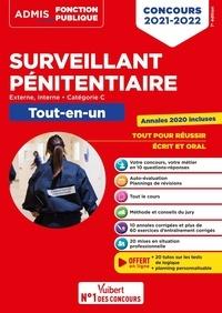 Christophe Blondel-Deblangy et Emmanuel Kerdraon - Concours surveillant pénitentiaire - Tout-en-un. Externe interne catégorie C.