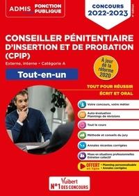 Christophe Blondel-Deblangy et Pierre-Brice Lebrun - Conseiller pénitentiaire d'insertion et de probation (CPIP) - Tout-en-un.