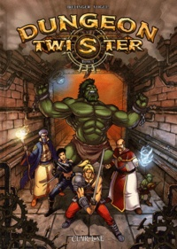 Christophe Boelinger et David Vogel - Dungeon Twister Tome 1 : .
