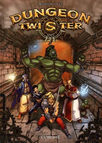 Christophe Boelinger et David Vogel - Dungeon Twister Tome 1 : .