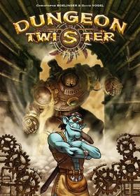 Christophe Boelinger et David Vogel - Dungeon Twister  : .
