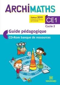 Christophe Bolsius et Thierry Dias - Archimaths CE1 cycle 2 - Guide pédagogique. 1 Cédérom