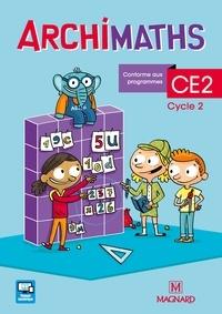 Christophe Bolsius et Lucie Andrieu - ArchiMaths CE2 cycle 2.