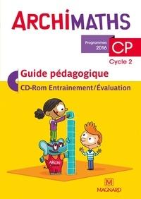 Christophe Bolsius et Delphine Feid - Archimaths CP (Cycle 2) - Guide pédagogique. 1 Cédérom