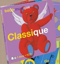 Christophe Bonacorsi - Bébé-musique classique. 1 CD audio