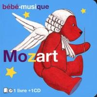 Christophe Bonacorsi - Bébé musique Mozart. 1 CD audio