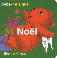 Christophe Bonacorsi - Bébé-musique : Noël. 1 CD audio