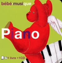 Christophe Bonacorsi - Piano. 1 CD audio