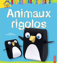 Christophe Boncens et Denis Cauquetoux - Animaux rigolos.