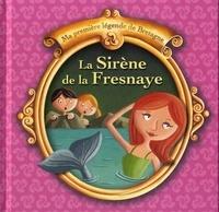 Christophe Boncens - La sirène de la Fresnaye.