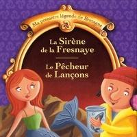 Christophe Boncens - Ma première légende de Bretagne - Coffret 4 volumes : La sirène de la Fresnaye ; Le pêcheur de lançons ; Job et le géant ; Les deux bossus.