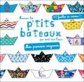 Christophe Boncens - Maman les p'tits bateaux qui vont sur l'eau... - 40 feuilles en cadeau !.