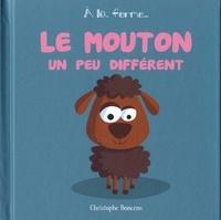 Christophe Boncens - Un mouton un peu différent.